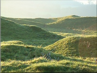 Ancient Celtic settlement, Dorset